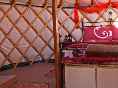 Fire Yurt